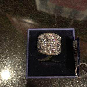 Authentic Swarovski Crystal Ring